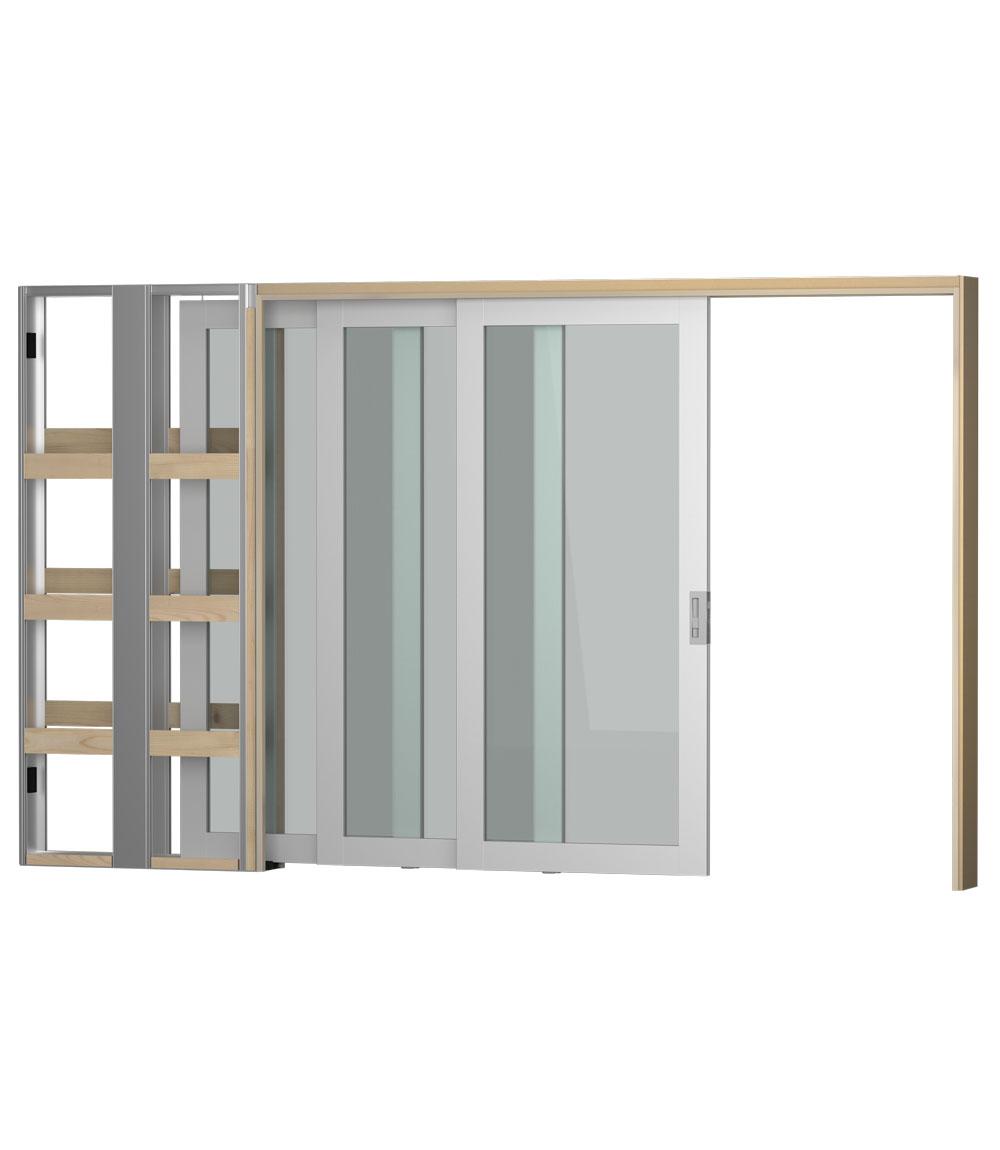 External Cavity Sliding Doors Australia