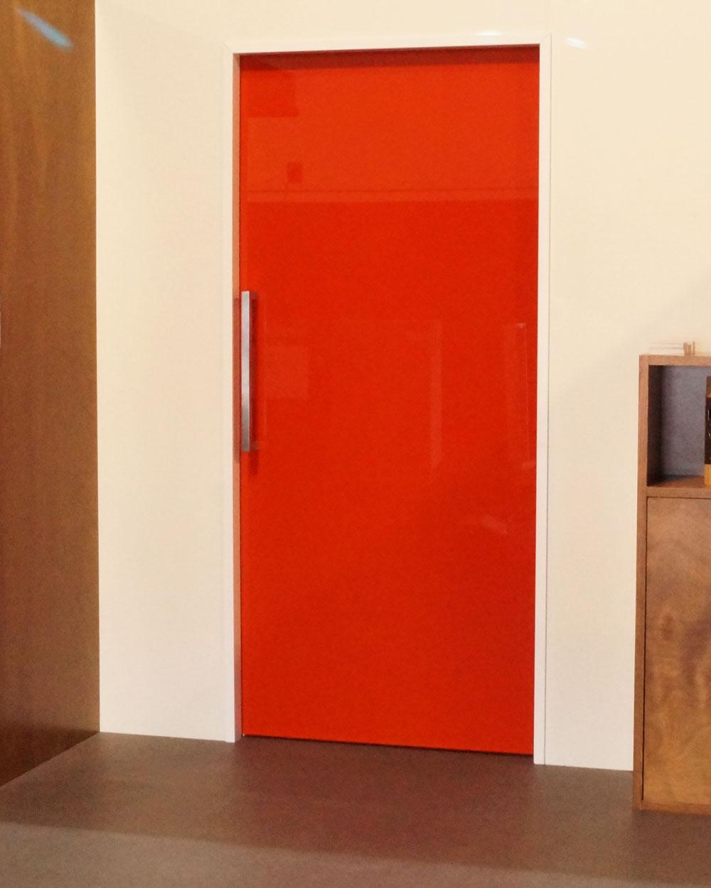 Frameless Glass Cavity Slider