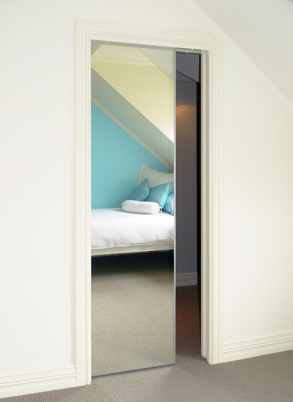 Mirrorlite Cavity Slider Door