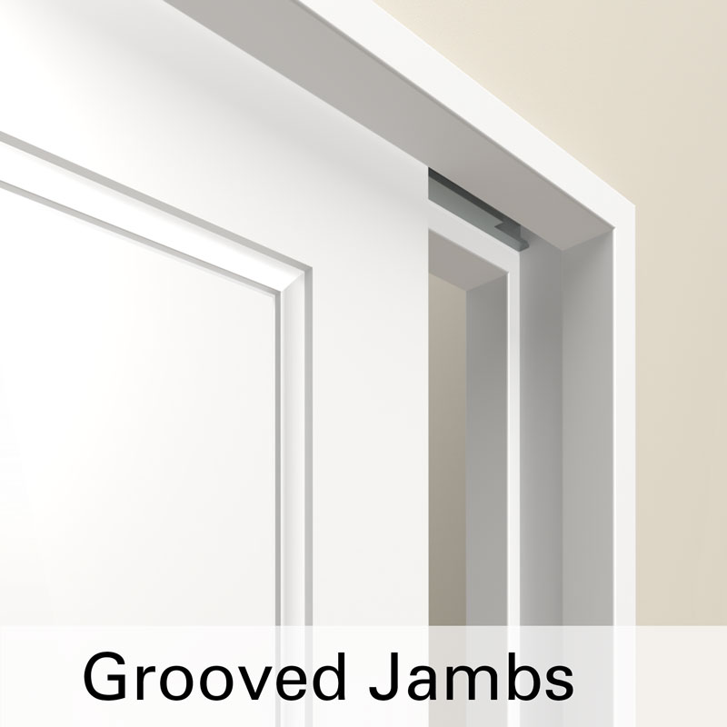 Custom Jambs for cavity sliding doors