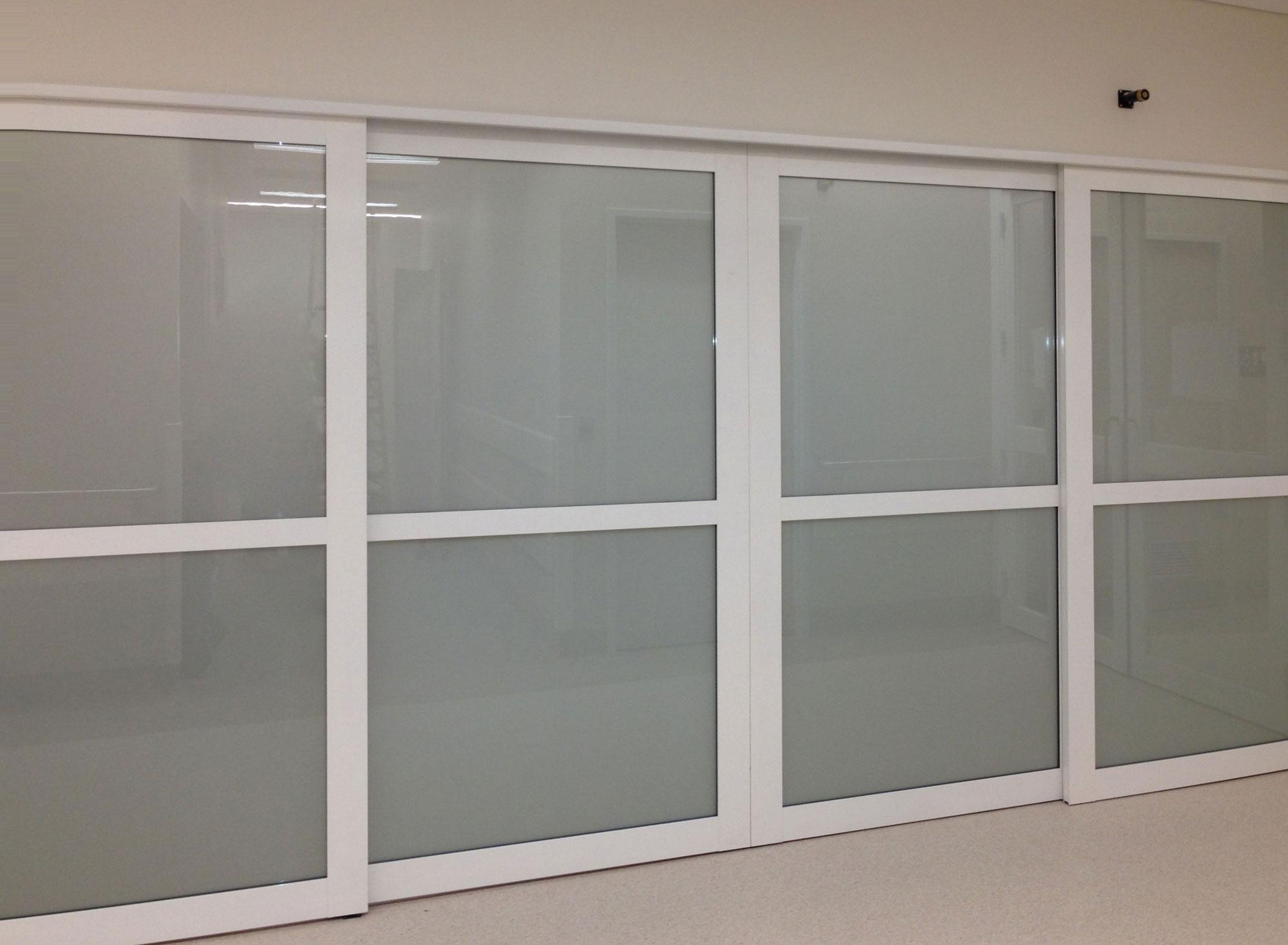Commercial Sliding Door Tracks Gallery Cs Cavity Sliders
