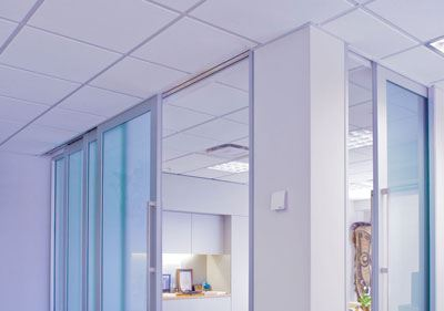 Commercial Sliding Door Tracks