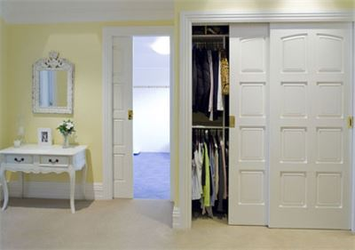 Residential Wardrobe Sliders