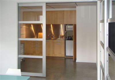 Residential Sliding Door Tracks