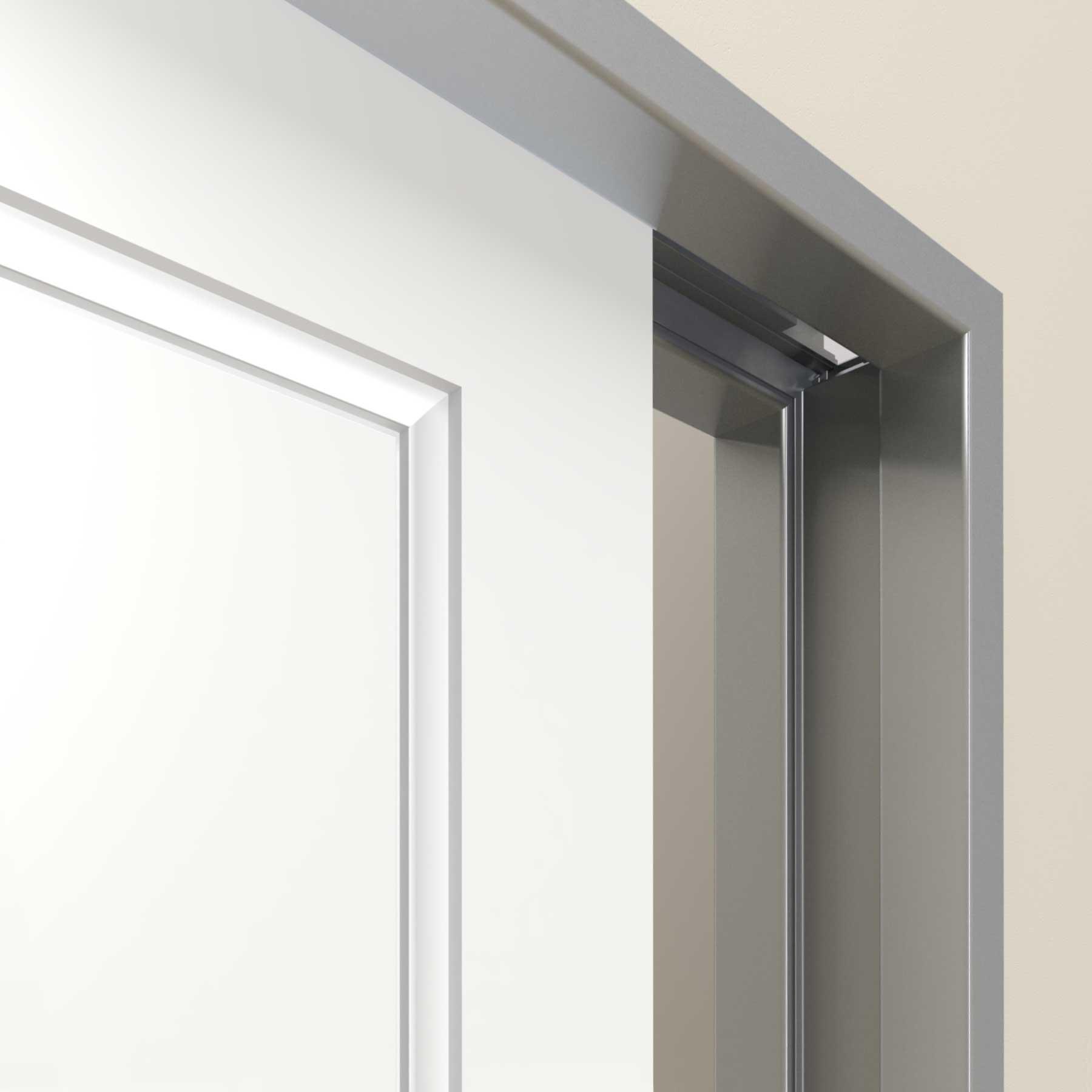 Door Handle Types >> TimberFormed oversized cavity sliders