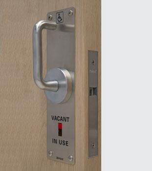 Cl100 Digilock Sliding Door Handle
